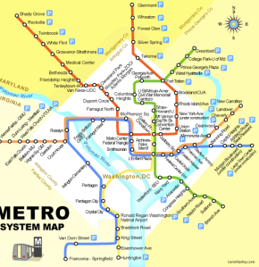 metromap