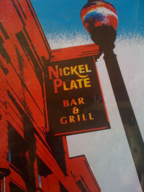 Nickelplate menu