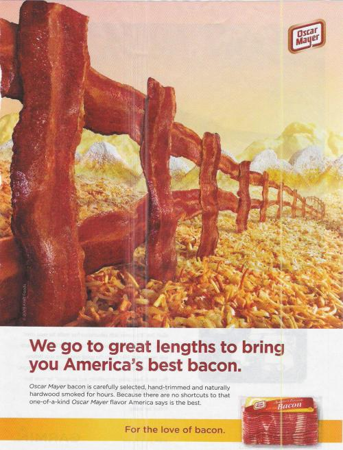 bacon fence