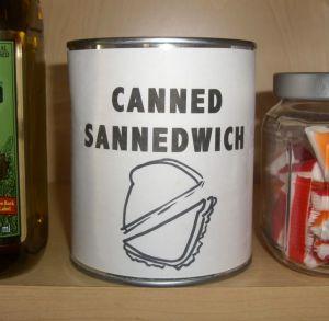 cannedsannedwich