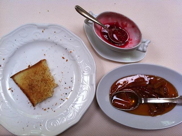 Cathal's jam