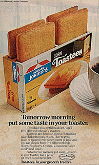 Thomas toaster cakes recipe